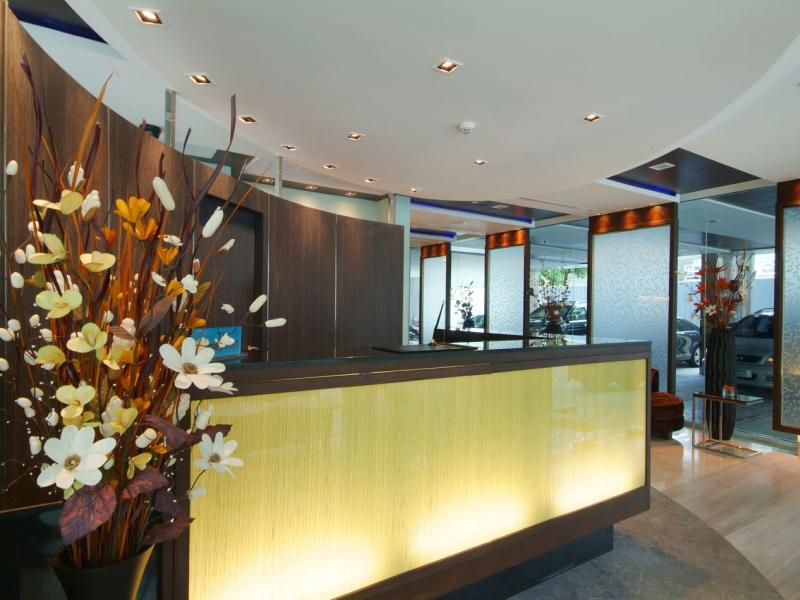 Amora NeoLuxe Suites - Hotels and Accommodation in Thailand, Asia