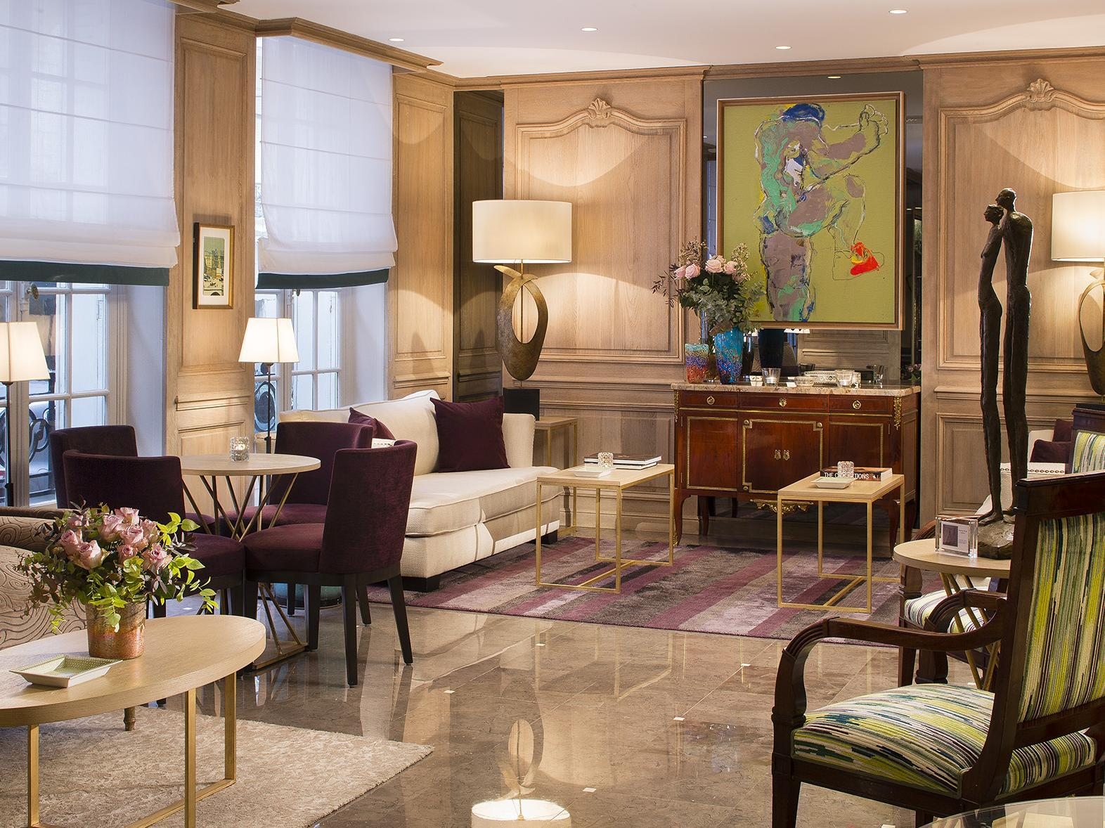 Hotel Balmoral Champs-Elysees - Hotell och Boende i Frankrike i Europa