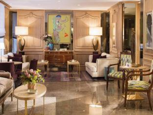 Hotel Balmoral Champs-Elysees Paris - lobby