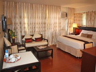 Allure Hotel & Suites Cebu - Kamar Tidur