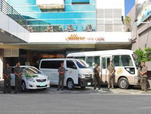 Allure Hotel & Suites Cebu - Tampilan Luar Hotel