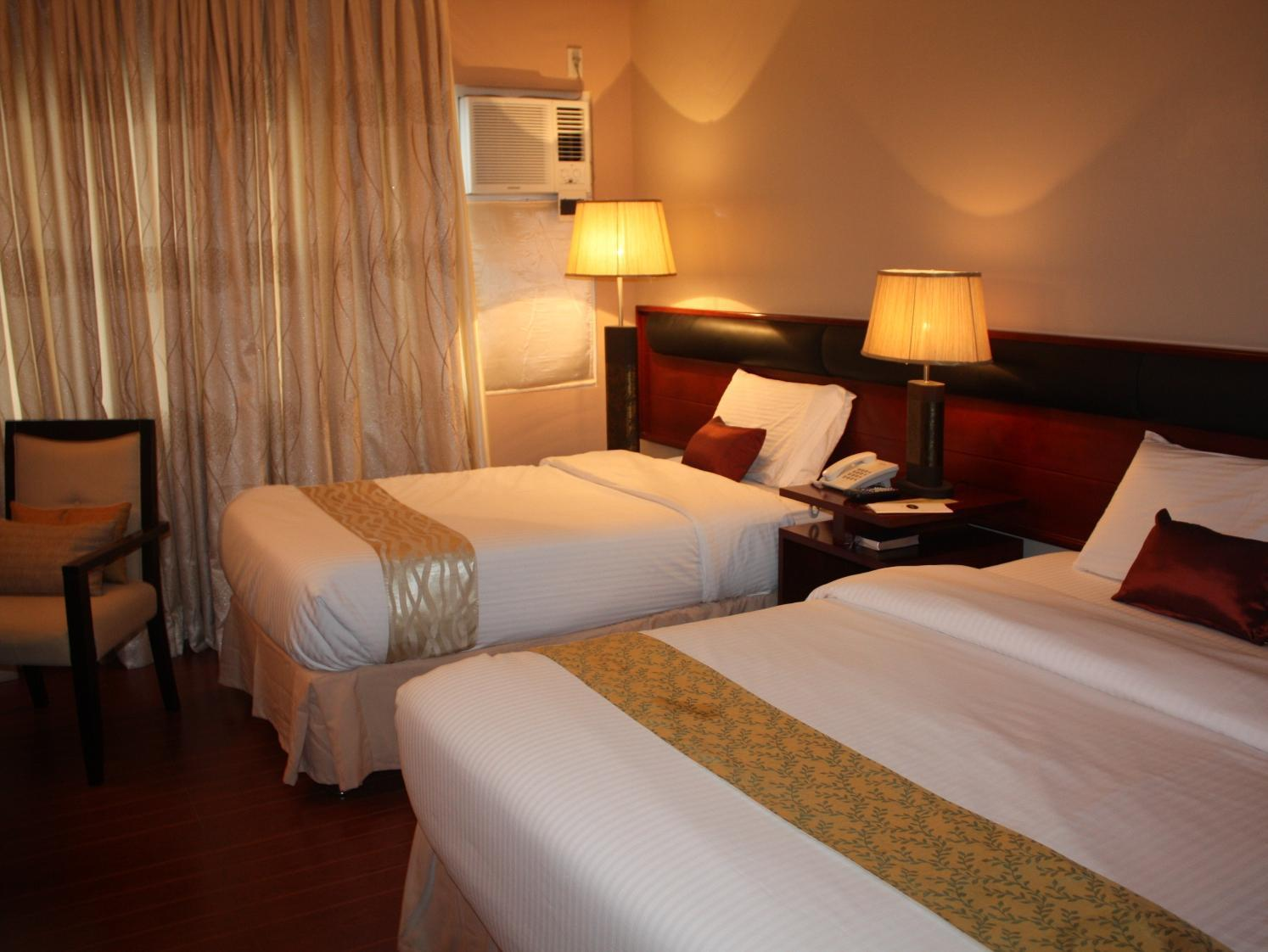 Allure Hotel & Suites Cebu-Stadt