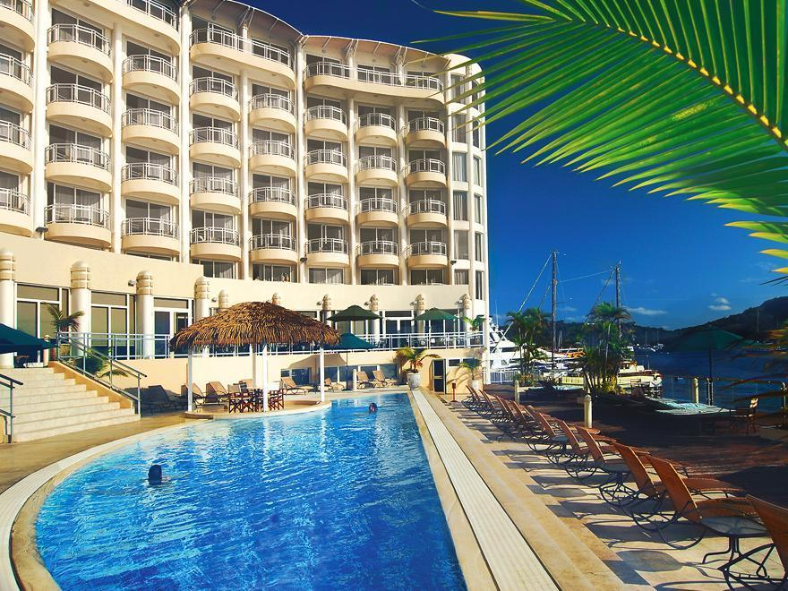 Grand Hotel and Casino - Hotels and Accommodation in Vanuatu, Pacific Ocean And Australia