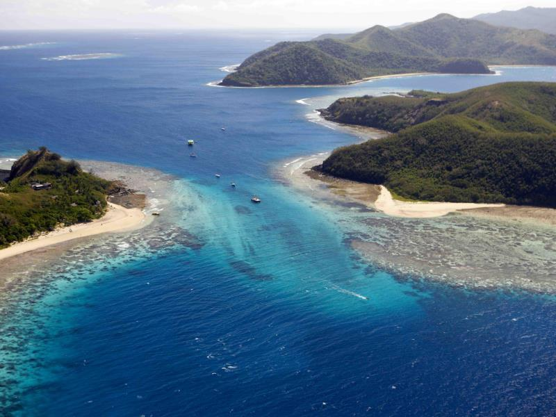 Mantaray Island Resort - Hotels and Accommodation in Fiji, Pacific Ocean And Australia