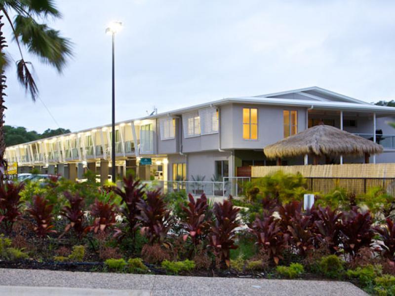 The Coast Motel - Hotell och Boende i Australien , Yeppoon
