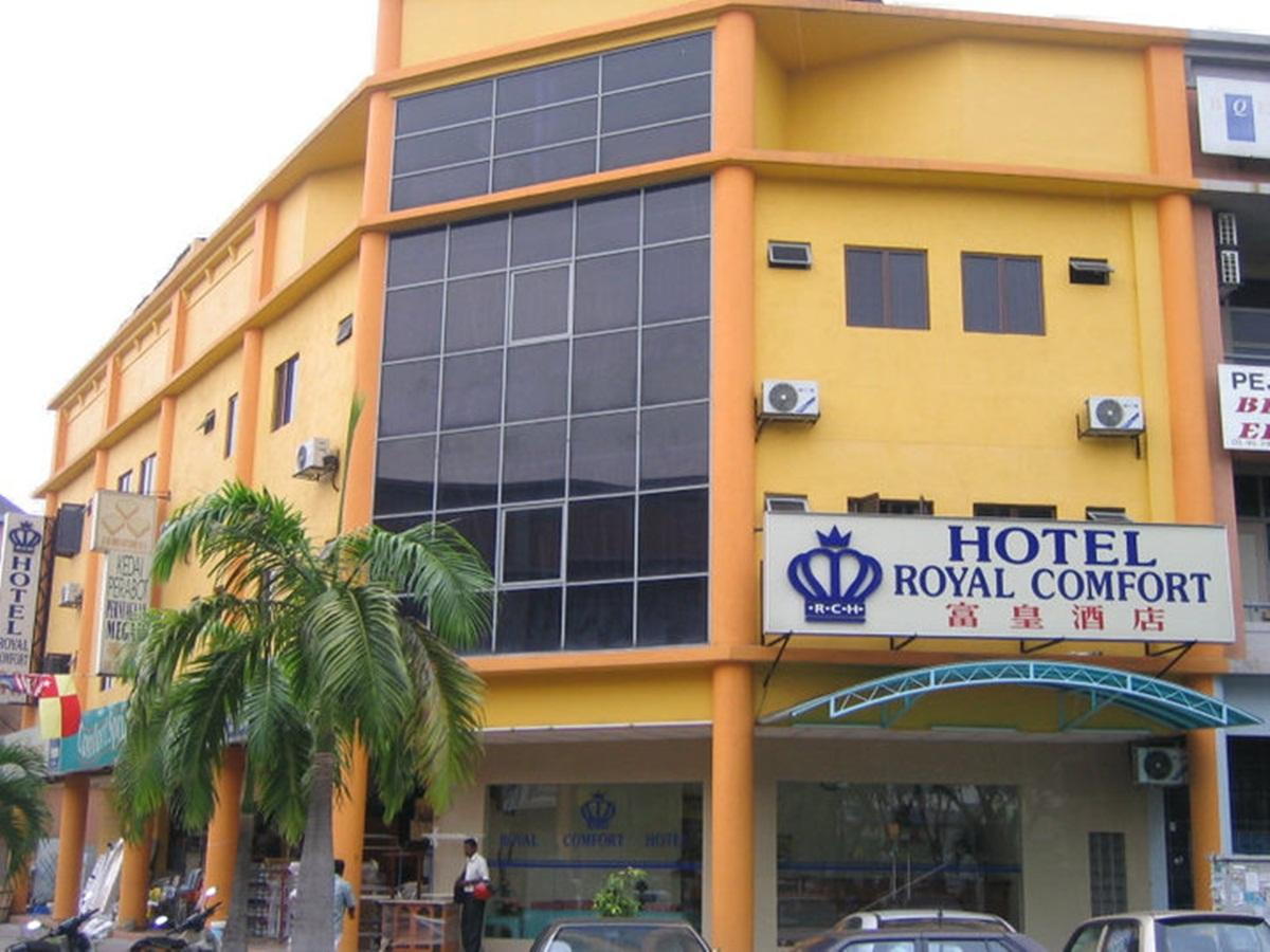 Comfort Hotel Shah Alam - Hotels and Accommodation in Malaysia, Asia