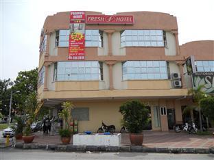 Fresh Hotel Falim Ipoh - Fresh Hotel Entrance