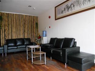 Fresh Hotel Falim Ipoh - Living Area