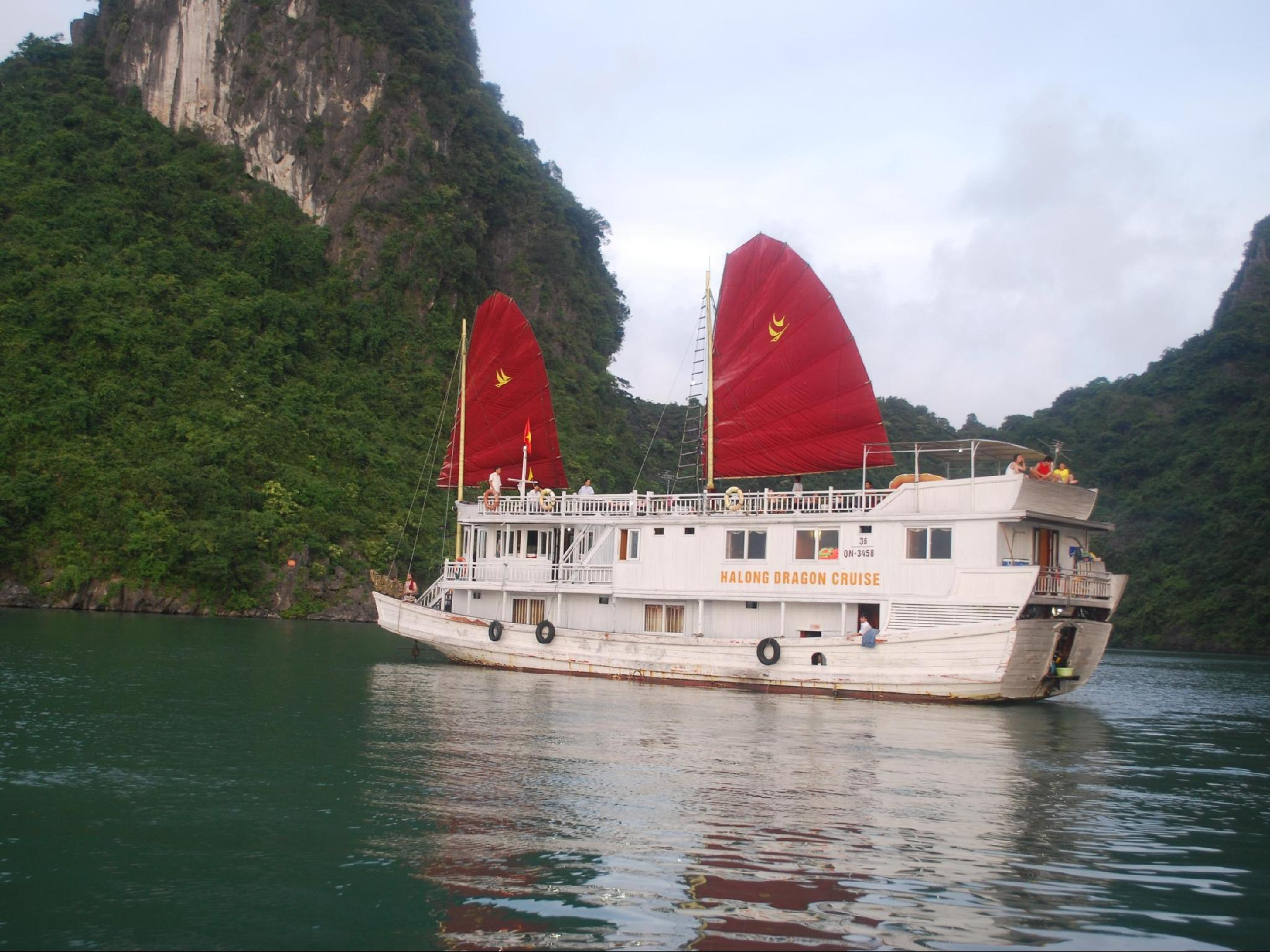 Hotell Halong Dragon Cruise - Superior