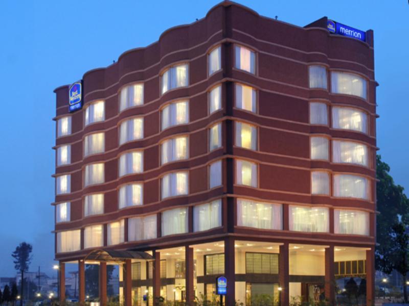 Best Western Merrion - Hotell och Boende i Indien i Amritsar