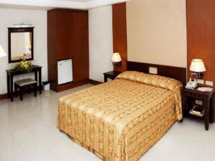 Cherry Blossoms Hotel Manila מנילה - חדר שינה