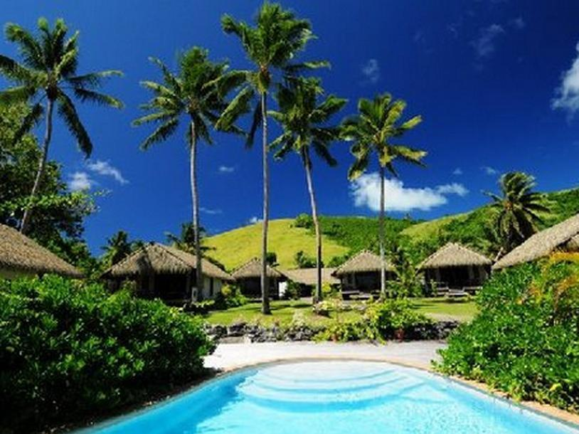 Tamanu Beach Resort - Hotels and Accommodation in Cook Islands, Pacific Ocean And Australia