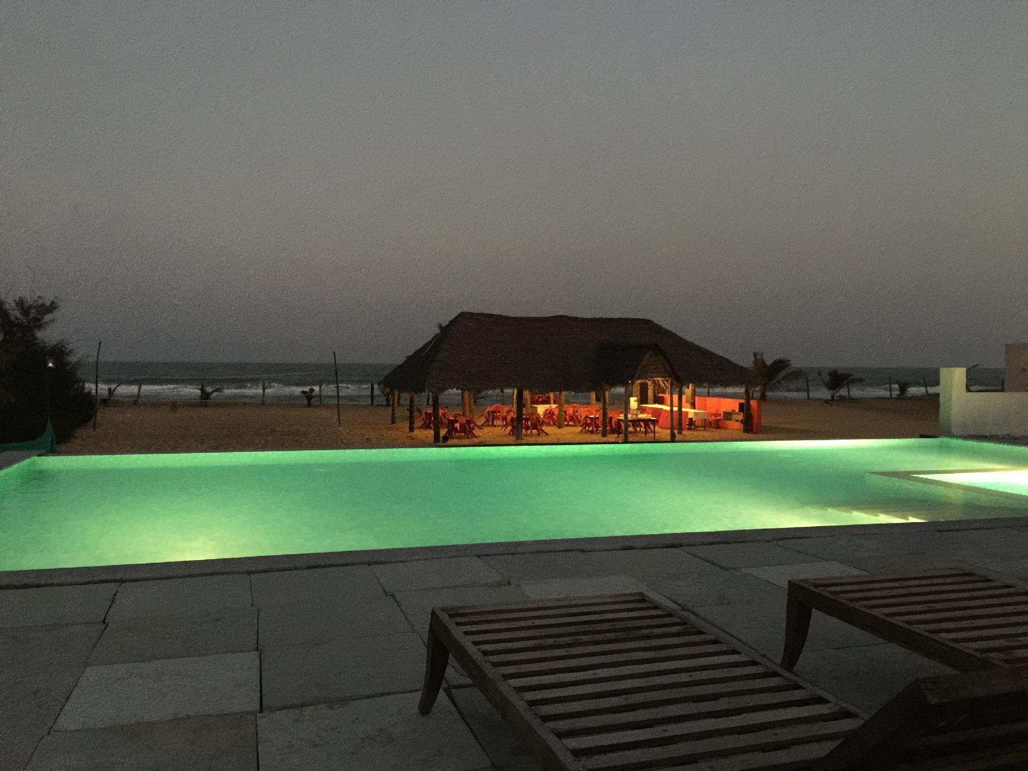 Silversands Beach Resort - Hotell och Boende i Indien i Mahabalipuram