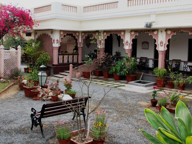 Badnor House - The Heritage Homestay - Ajmer