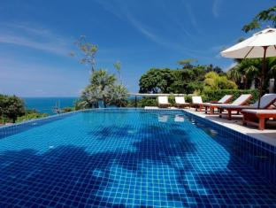 Secret Cliff Villa Phuket - Swimming Pool