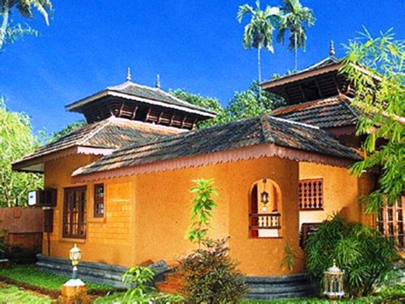 Pagoda Resorts - Hotell och Boende i Indien i Alleppey