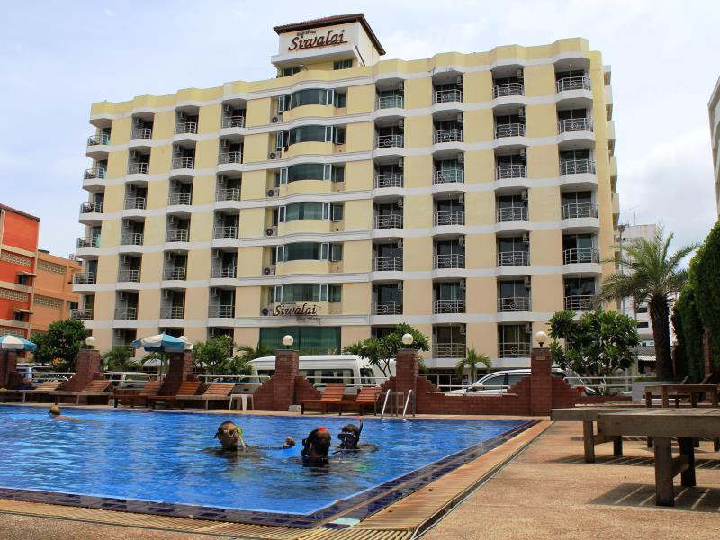 Siwalai City Place Pattaya - Hotels and Accommodation in Thailand, Asia