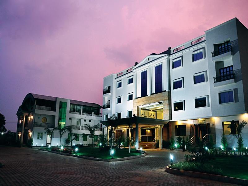 The Sai Leela - Hotell och Boende i Indien i Bengaluru / Bangalore