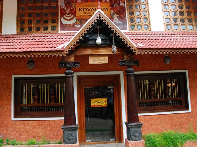 Kovalam Beach Hotel - Hotell och Boende i Indien i Kovalam