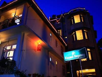 Hotel Kasauli Regency - Kasauli