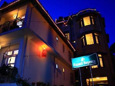 Hotel Kasauli Regency - Hotell och Boende i Indien i Kasauli
