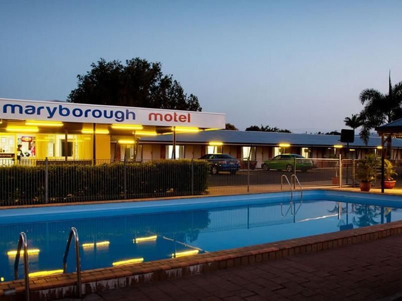 Maryborough Motel and Conference Centre - Hotell och Boende i Australien , Maryborough