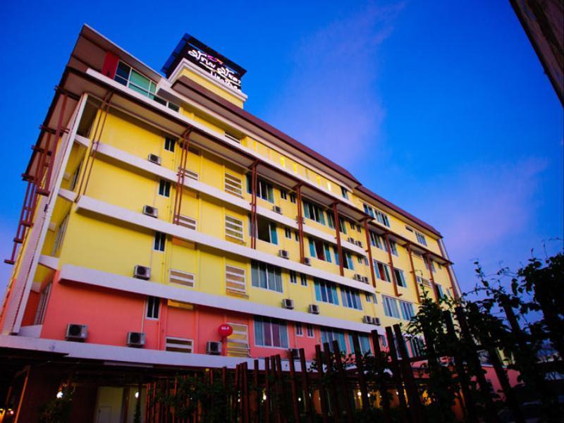 Much-che Manta Boutique Hotel - Udon Thani