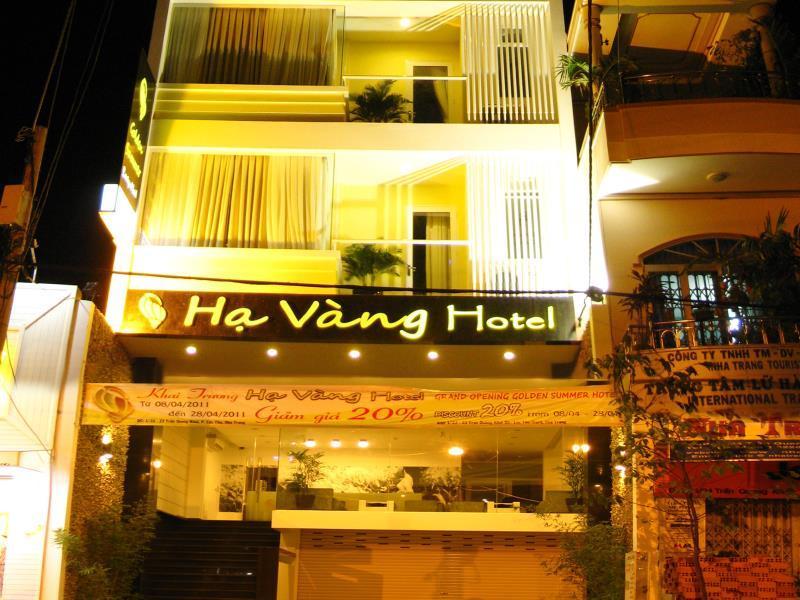 Hotell Golden Summer - Ha Vang Hotel