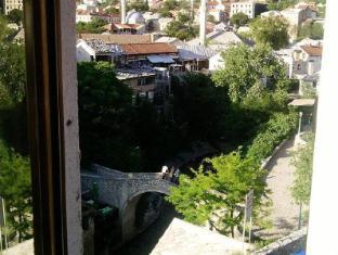 Motel Deny Mostar - View from the window of Motel Deny