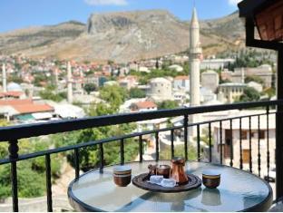Motel Deny Mostar - Balcony/Terrace