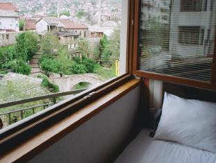 Motel Deny Mostar - Single room with balcony