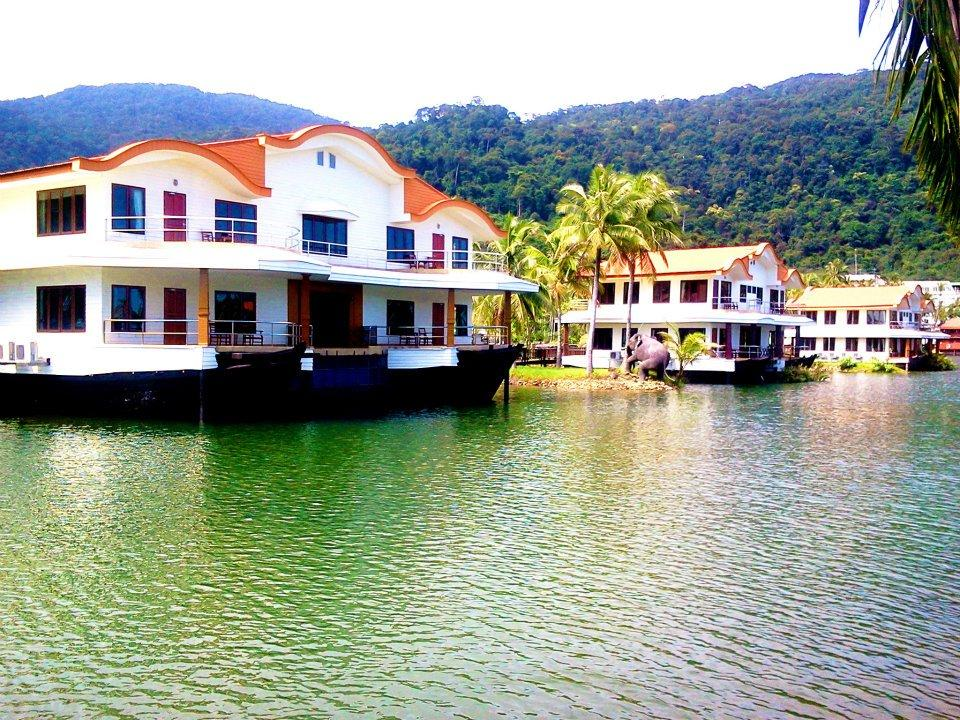 Koh Chang Boat Chalet Hotel - Hotels and Accommodation in Thailand, Asia