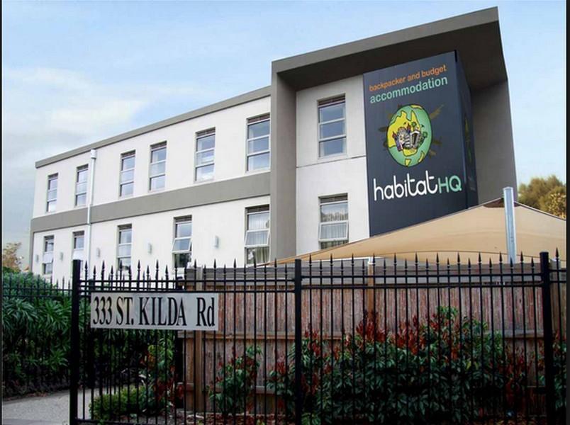 Habitat HQ Hostel - Hotell och Boende i Australien , Melbourne
