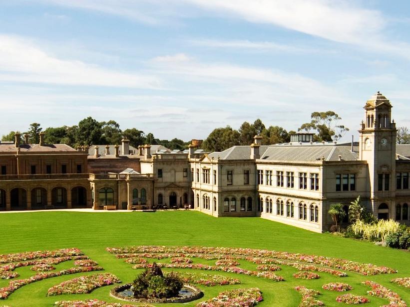 Mansion Hotel & Spa at Werribee Park - Hotell och Boende i Australien , Melbourne