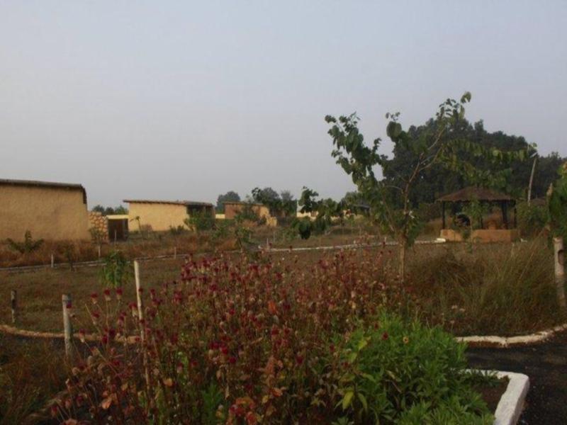 Kanha Village Eco Resort - Hotell och Boende i Indien i Kanha