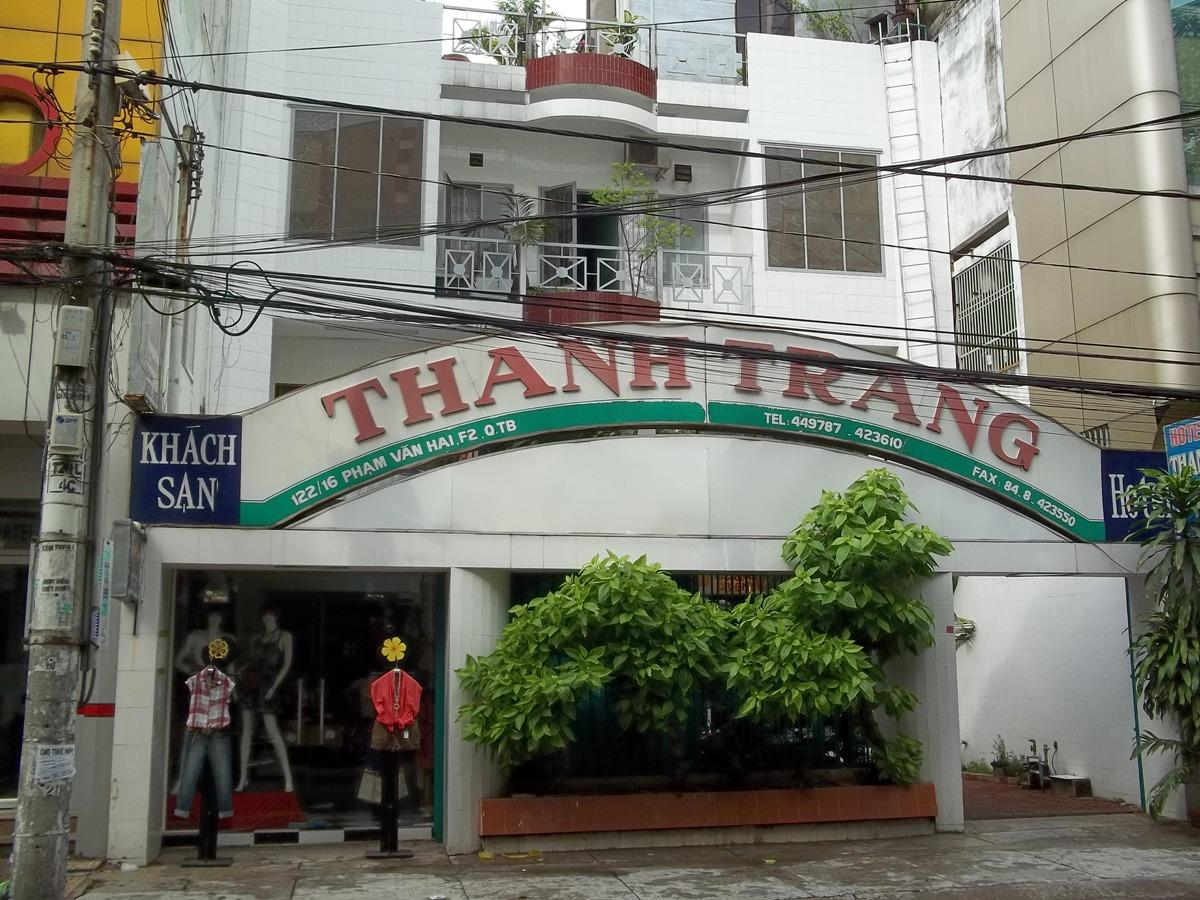 Hotell Thanh Trang Hotel