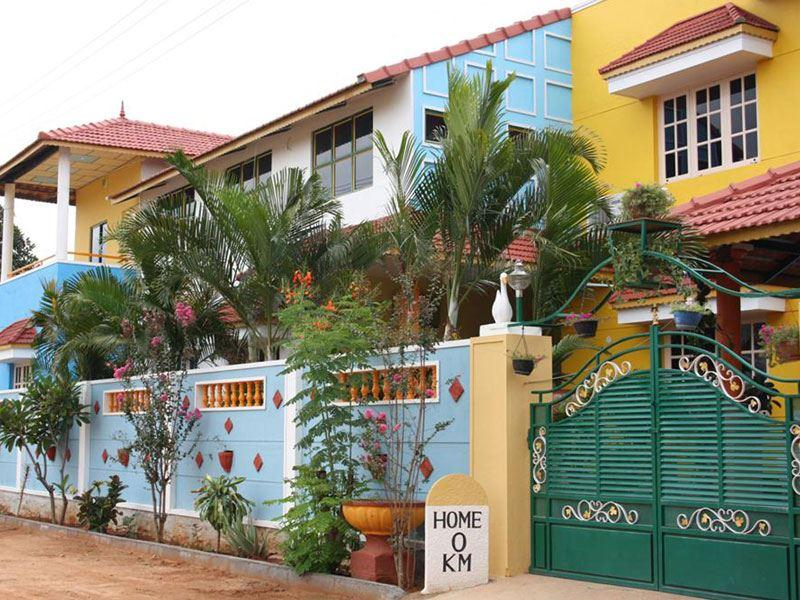 Carmel Homestay - Hotel and accommodation in India in Bengaluru / Bangalore