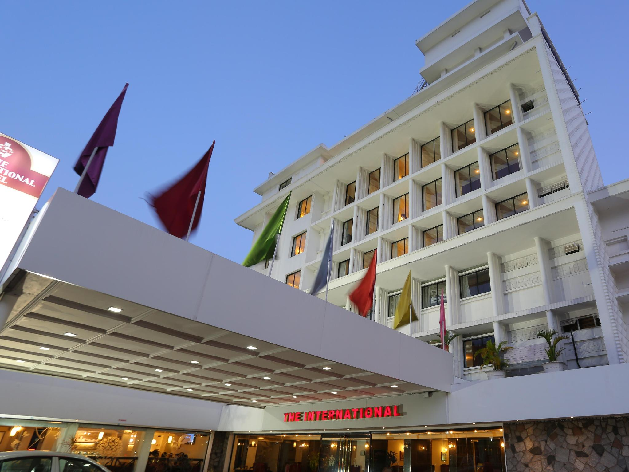The International Hotel - Hotell och Boende i Indien i Kochi / Cochin