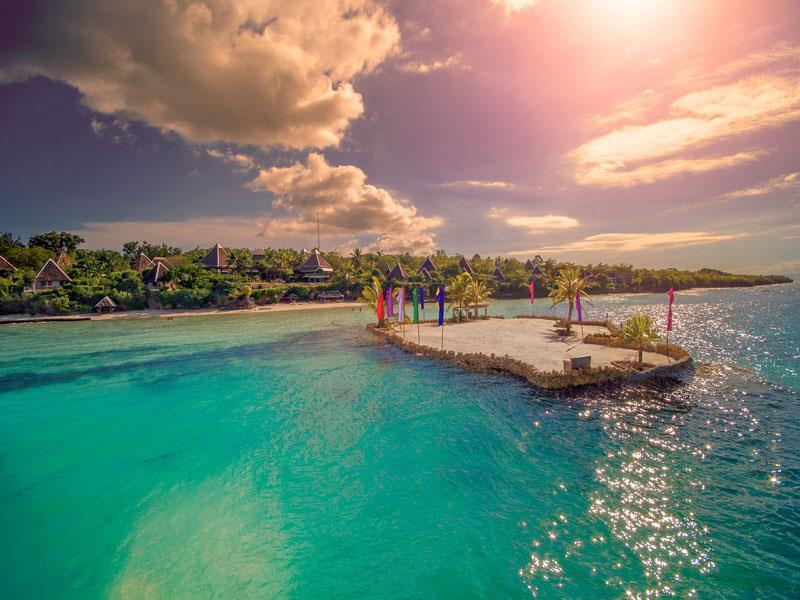 Panglao Island Nature Resort and Spa बोहोल
