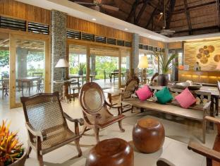 Panglao Island Nature Resort and Spa Panglao Island - קבלה