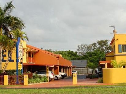 Villa Mirasol Motor Inn - Hotell och Boende i Australien , Bundaberg