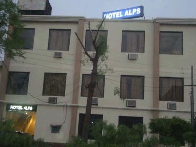 Hotel Alps - Hotell och Boende i Indien i Chandigarh
