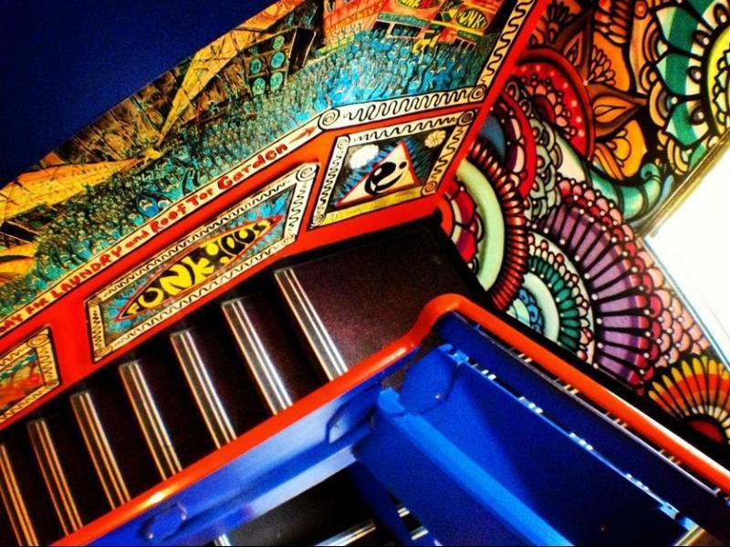 Funk House Backpackers - Hotell och Boende i Australien , Sydney