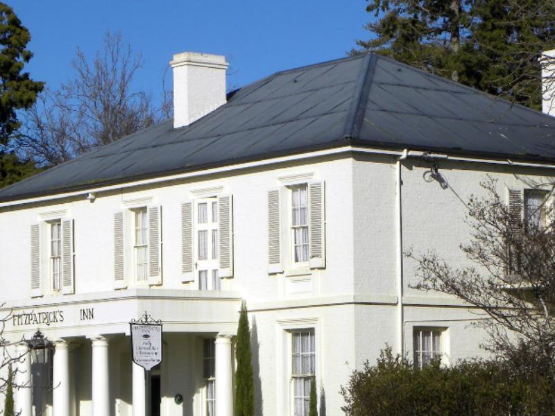 Fitzpatrick s Inn - Hotell och Boende i Australien , Deloraine