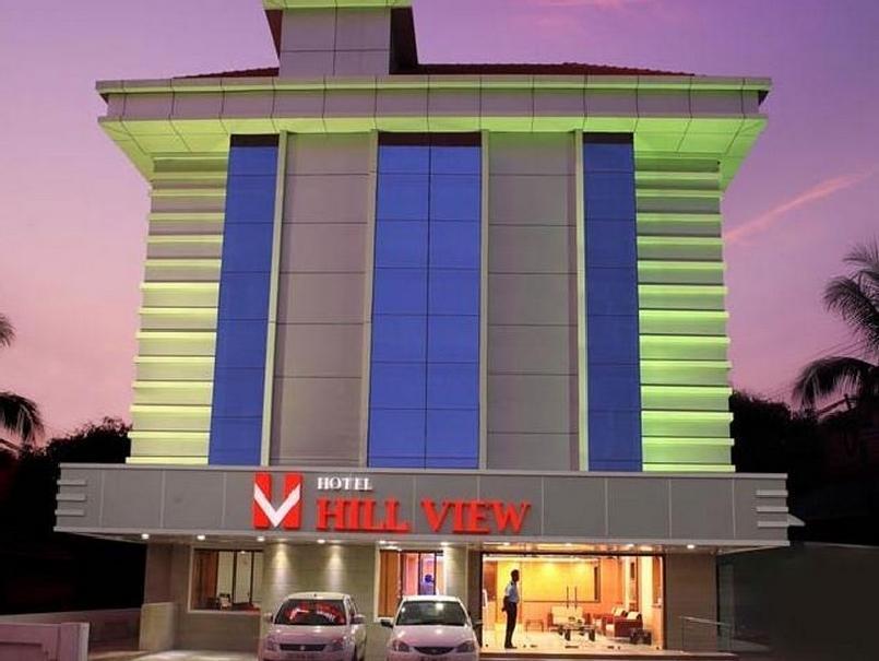 Hotel Hill View - Hotell och Boende i Indien i Kochi / Cochin