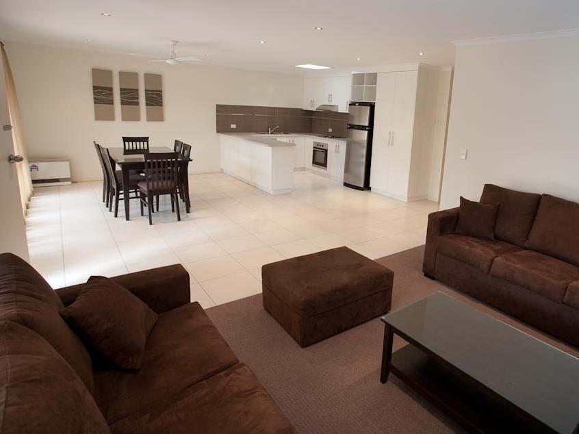 Echuca Moama Holiday Villas - Hotell och Boende i Australien , Echuca / Moama