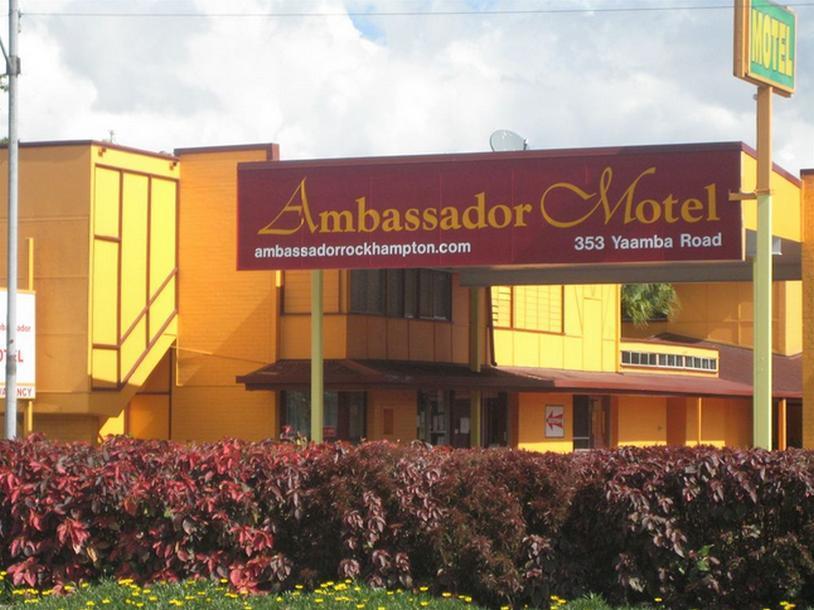 Ambassador Motel - Hotell och Boende i Australien , Rockhampton