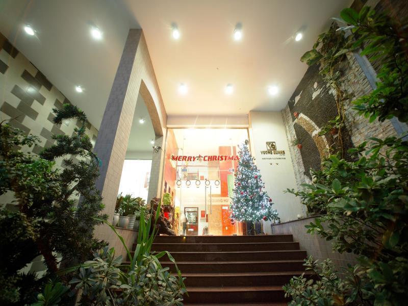 Vuong Quang Hotel - Hotell och Boende i Vietnam , Ho Chi Minh City
