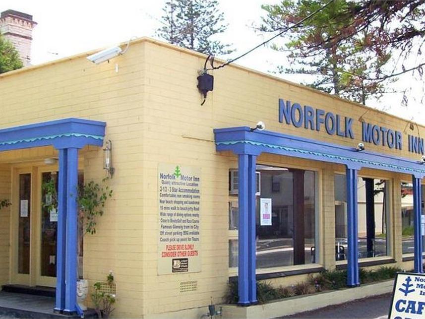 The Norfolk Motor Inn - Hotell och Boende i Australien , Adelaide