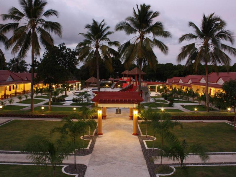 Hagnaya Beach Resort and Restaurant סבו